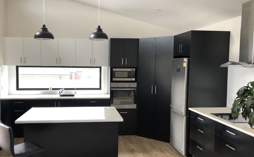 Swanbuild modular home kitchen layout