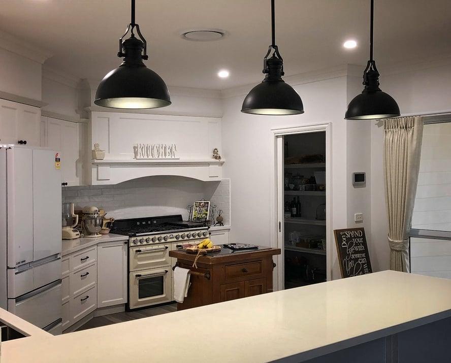 Swanbuild modular home kitchen