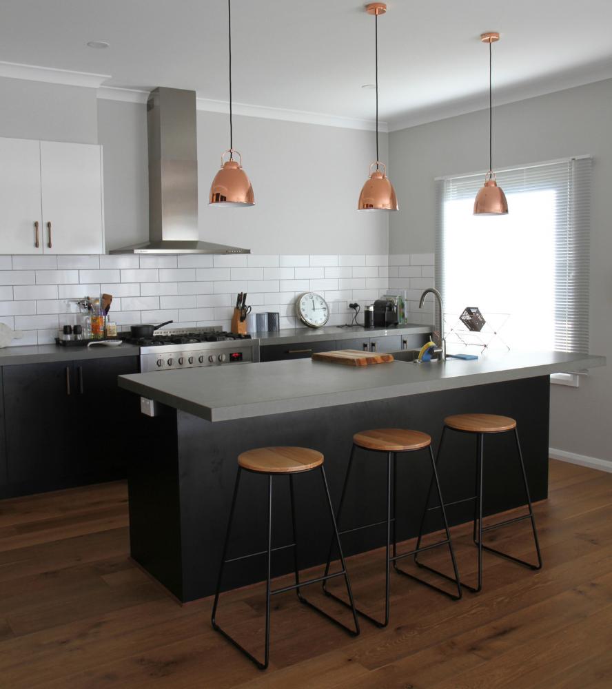 Swanbuild home kitchen design