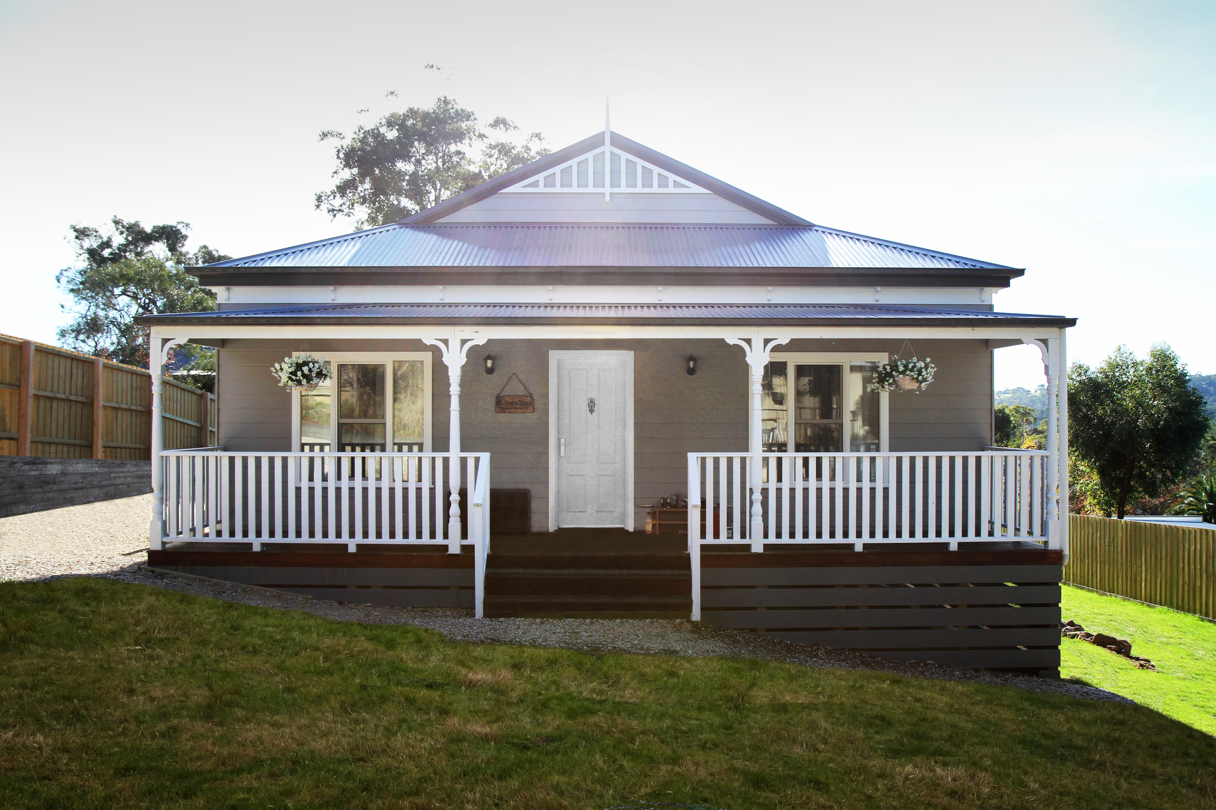 benefits of high pitch roof modular homes