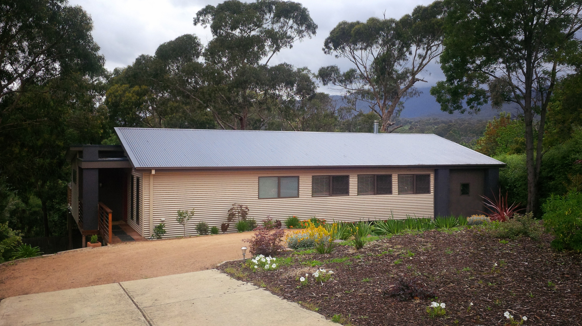 Building on a sloping block - Prevalent 2 Design