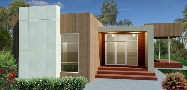 Cube Modular Homes Gaining Ground in Australia
