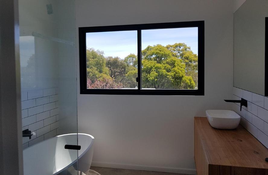 Swanbuild bathroom design