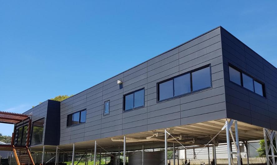 Swanbuild home modern exterior