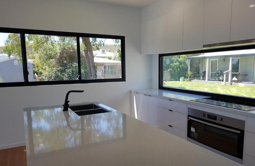 Swanbuild home kitchen